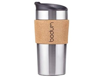Bodum Travel Mug Vacuum cork 12oz