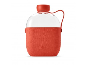 Hip Products Hydration bottle 650ml Coral