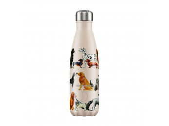 Chilly's Bottle Emma Bridgewater Dog 500ml Stainless Steel