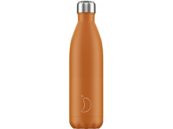 Chilly's Bottle Mono  Matte Burnt  500ml