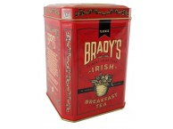 Brady's breakfast Tea in a Tin 40 Tea bags