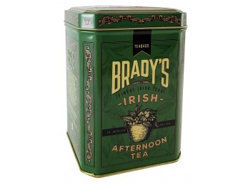 Brady's Afternoon Tea in a Tin 40 Tea bags