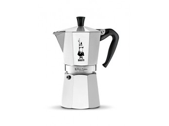 Bialetti Moka Pot 9 Cup Coffee Maker