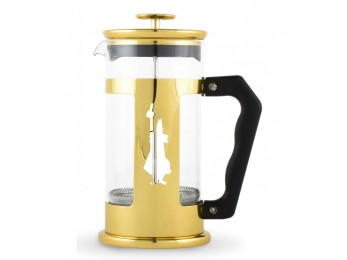 Bialetti French Press Coffee Maker 1L Gold