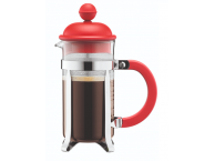 Bodum French Press 8 cup Red