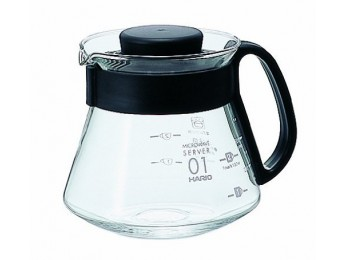 Hario V60 Glass Range Server 01 360ml