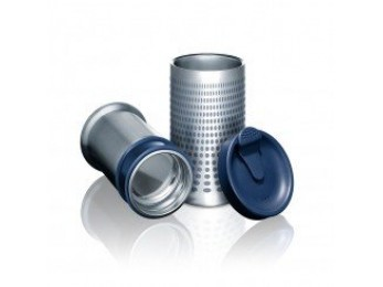 Presse by bobble Silver Stainless Steel
