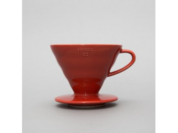 Hario V60Dripper 02 Red Ceramic