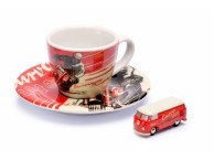 "SCHUCO Espresso Cup Edition I ""Curvo"" With Piccolo VWT1 Limited Edition"